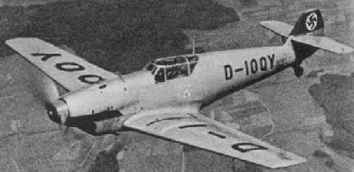 メッサーシュミットBf109A