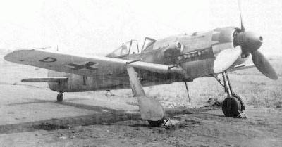 フォッケウルフFw190D